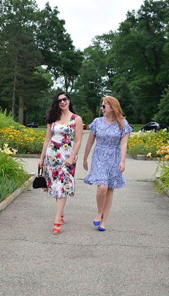 NatalieBencivenga and Sara Bauknecht - CP PHOTO: TERENEH IDIA