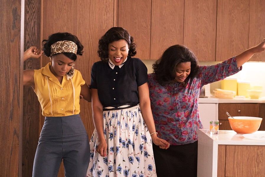 Hidden Figures - PHOTO: 20TH CENTURY FOX