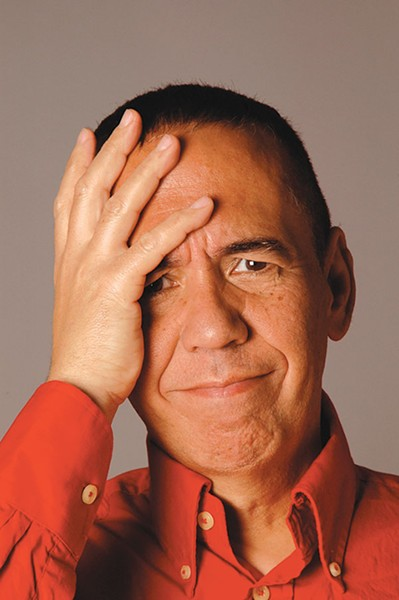Gilbert Gottfried - PHOTO BY ARLENE GOTTFRIED