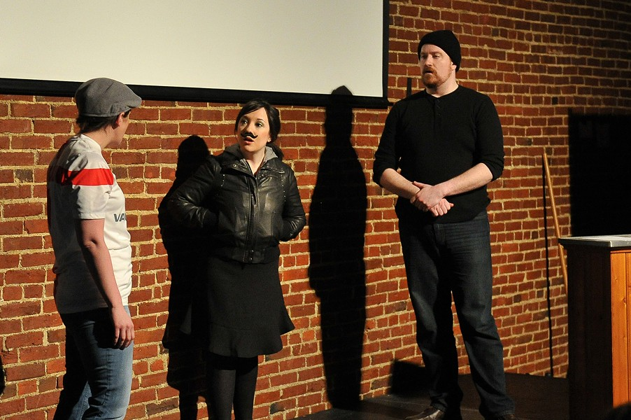 Frankly Scarlett at Arcade Comedy Theater - PHOTO COURTESY OF ARCADE COMEDY THEATER