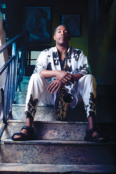 Femi Kuti - PHOTO COURTESY OF REMI ADETIBA