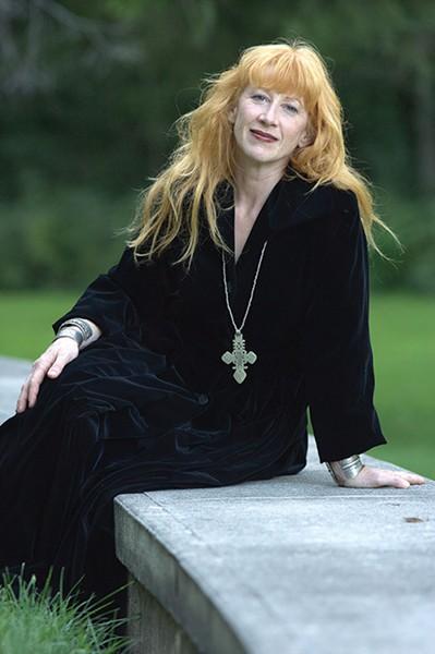 Loreena McKennitt - PHOTO COURTESY OF ANN E. CUTTING
