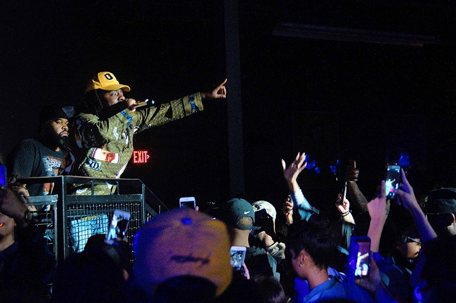 Wale at Stage AE on Wed., May 24 - CP PHOTOS BY JORDAN MILLER