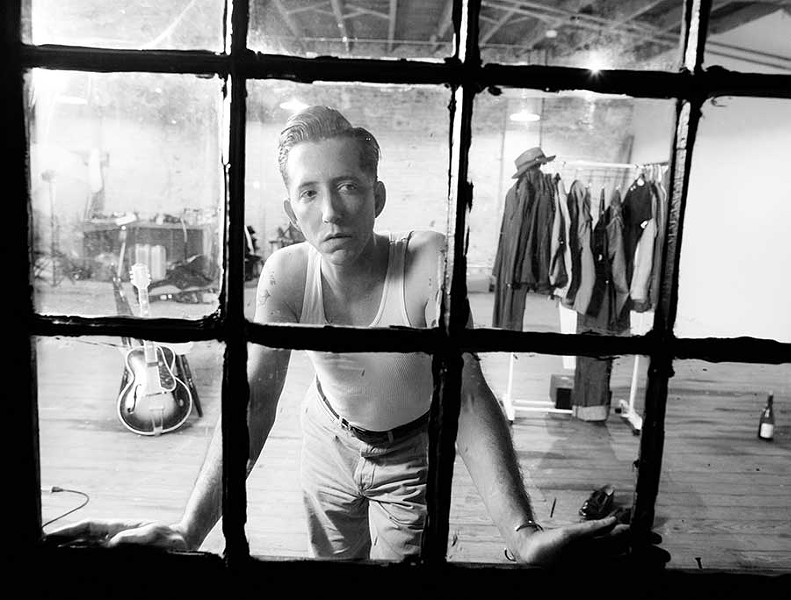 Pokey LaFarge - PHOTO COURTESY OF NATE BURRELL