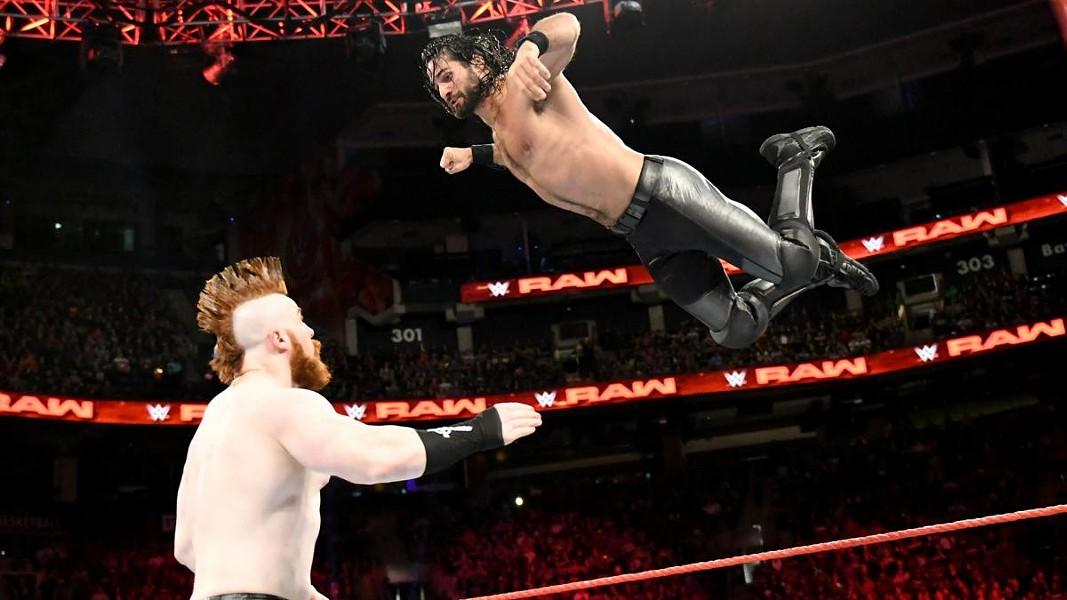 PHOTOS COURTESY OF WWE