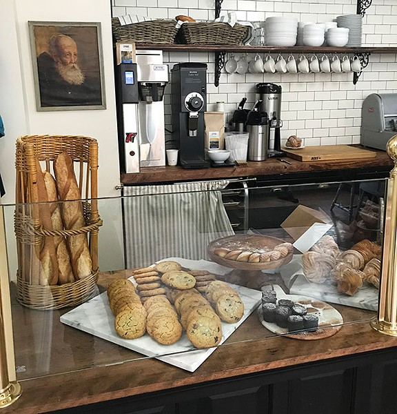 Baked goods from Madeleine Bakery - CP PHOTO BY CELINE ROBERTS