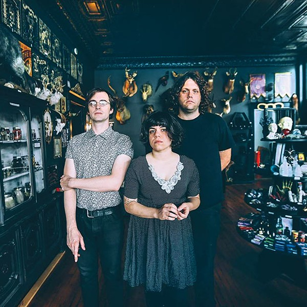 Screaming Females - PHOTO COURTESY OF FARRAH SKEIKY