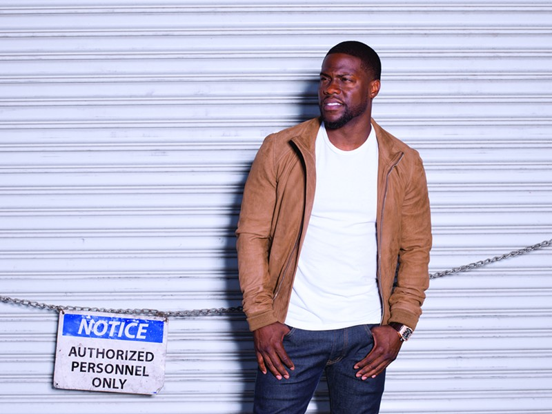 Kevin Hart plays PPG Paints Arena Nov. 23 - PHOTO COURTESY OF JASON FRANK ROTHENBERG
