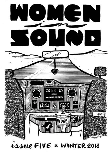 Women In Sound, $20 subscription, womeninsound.com