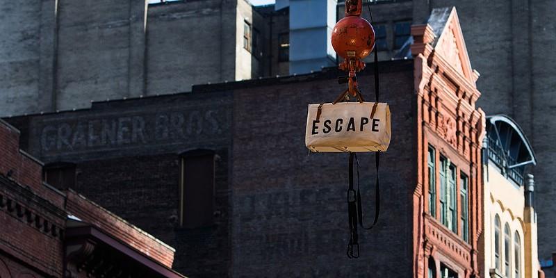 Houdini 100 Pittsburgh - Lee Terbosic
