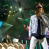 Wiz Khalifa  Photo by Mike Schwarz