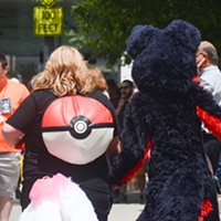 Anthrocon  Photo by Stephen Caruso