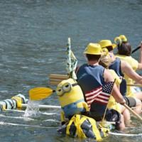 EQT Three Rivers Regatta Pittsburgh