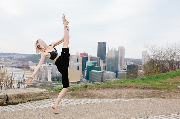 Dancer Callie Hector - KATIE GING