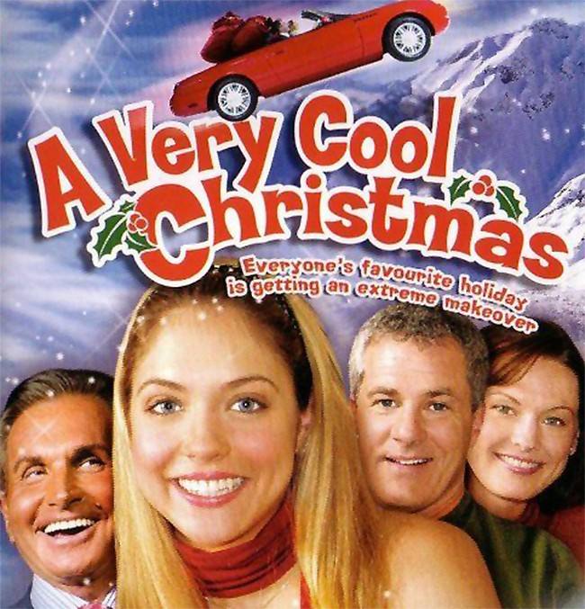 A VERY COOL CHRISTMAS DVD COVER