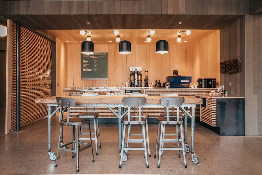 Cp investigates the bureau the new east liberty coffee shop from