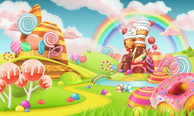 Candy Land: A horrifying metaphor for life's mundanity | Just Jaggin on
