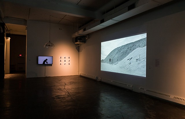DanceFilm at SPACE Gallery