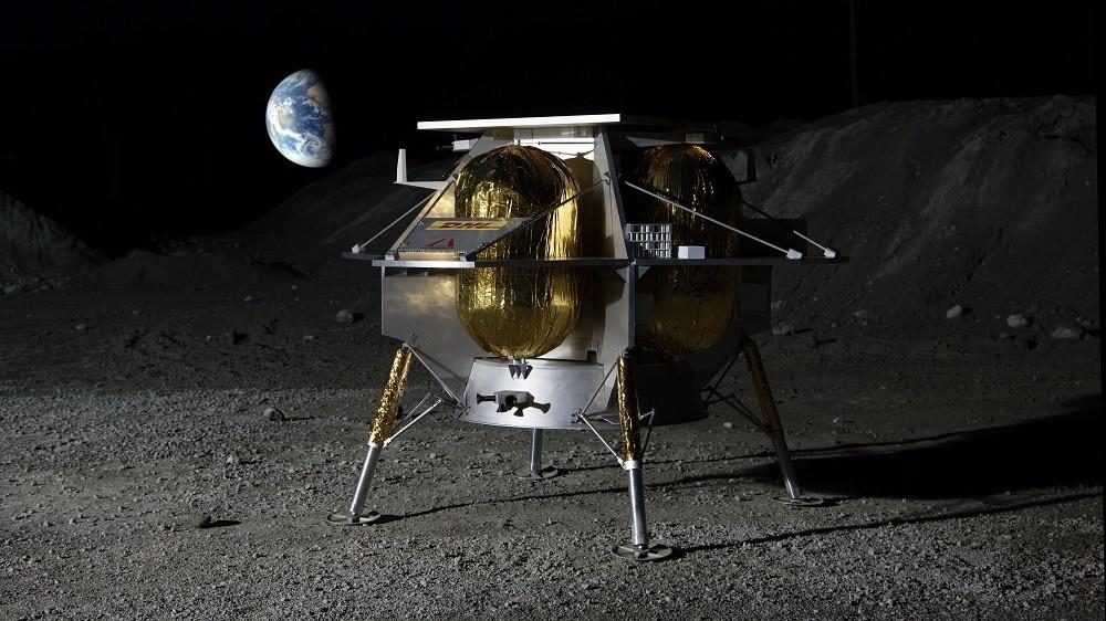 Astrobotic's Peregrine lunar lander - ASTROBOTIC