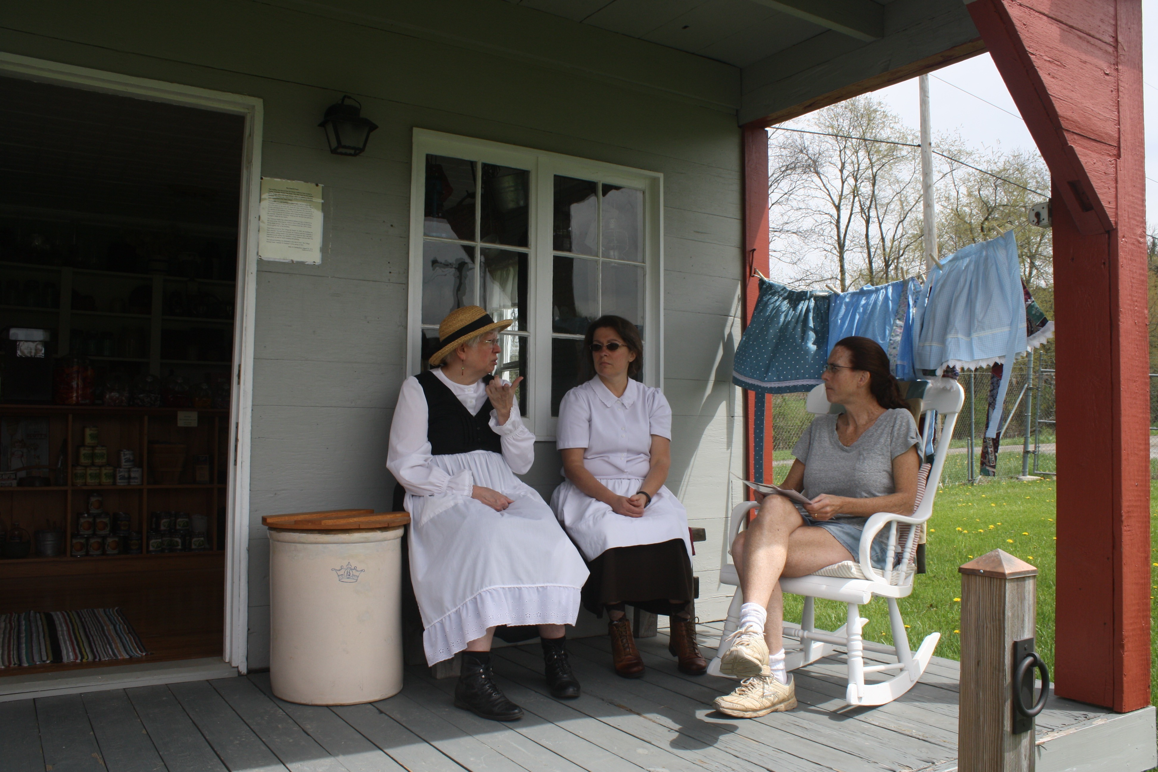 Village Yard Sale | South Side Historical Village Hookstown