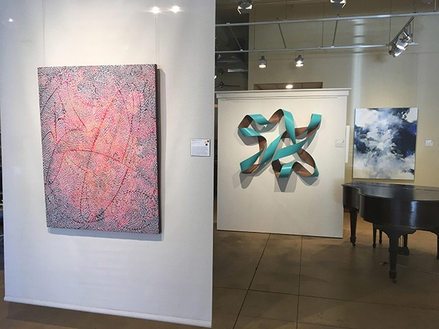 Multiplicity at James Gallery - CP PHOTO: AMANDA WALTZ