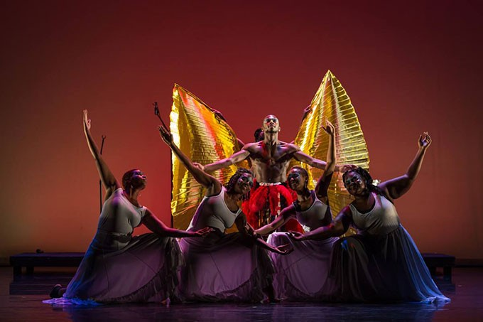 DanceAfrica: Pittsburgh returns to Kelly Strayhorn Theater for three
