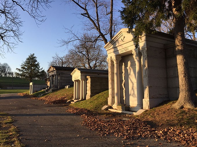 Homewood Cemetery - HOMEWOOD CEMETERY HISTORICAL FUND