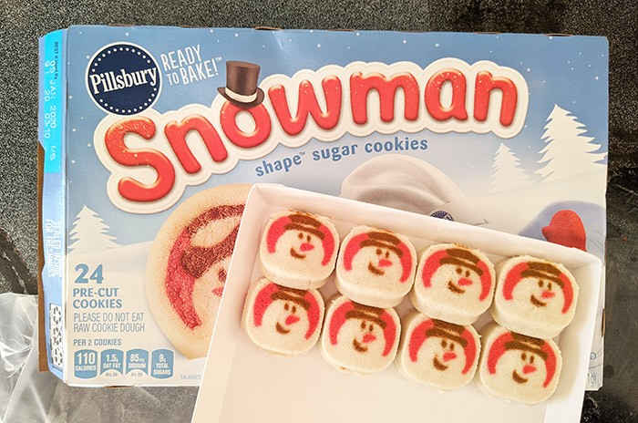 Pillsbury S Pre Cut Holiday Cookies Made Three Ways In An Oven A Toaster Oven And Our Office Microwave Food Pittsburgh Pittsburgh City Paper