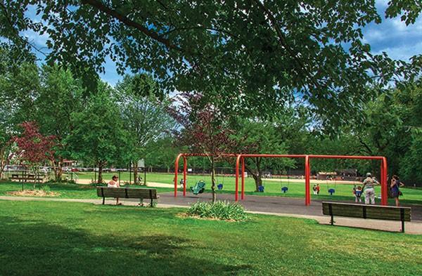 Frick Park Playground