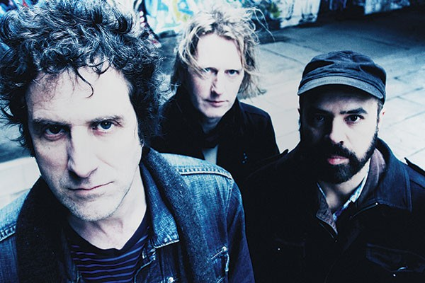 Swervedriver - PHOTO COURTESY OF GILES BORG
