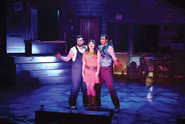 Evil Dead The Musical, Oct. 29-31