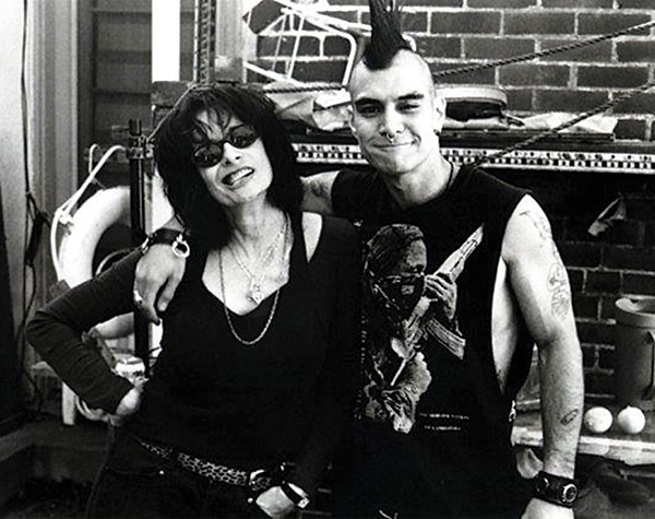 On the scene: Penelope Spheeris and Eyeball
