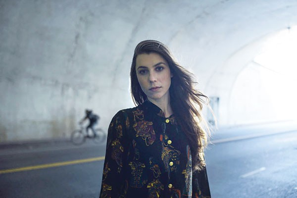 Julia Holter - PHOTO COURTESY OF TONJE THILESEN