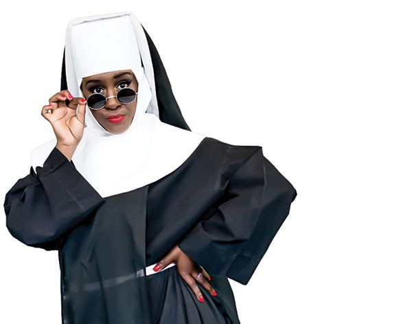 Amanda Foote in Pittsburgh Musical Theater's Sister Act