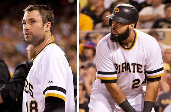 Former Pirates Neil Walker and Pedro Alvarez are included in Mike Wysocki's PNC
