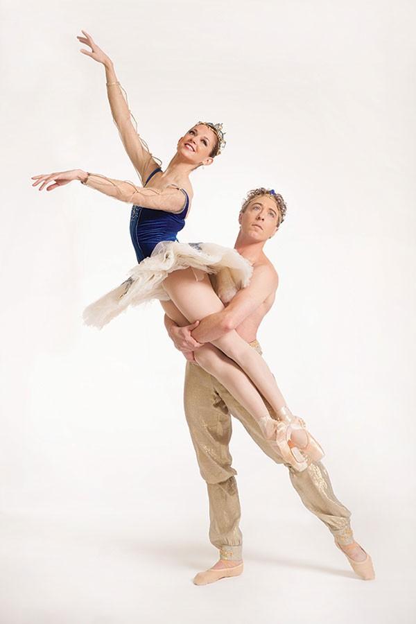 Pittsburgh Ballet's Le Corsaire