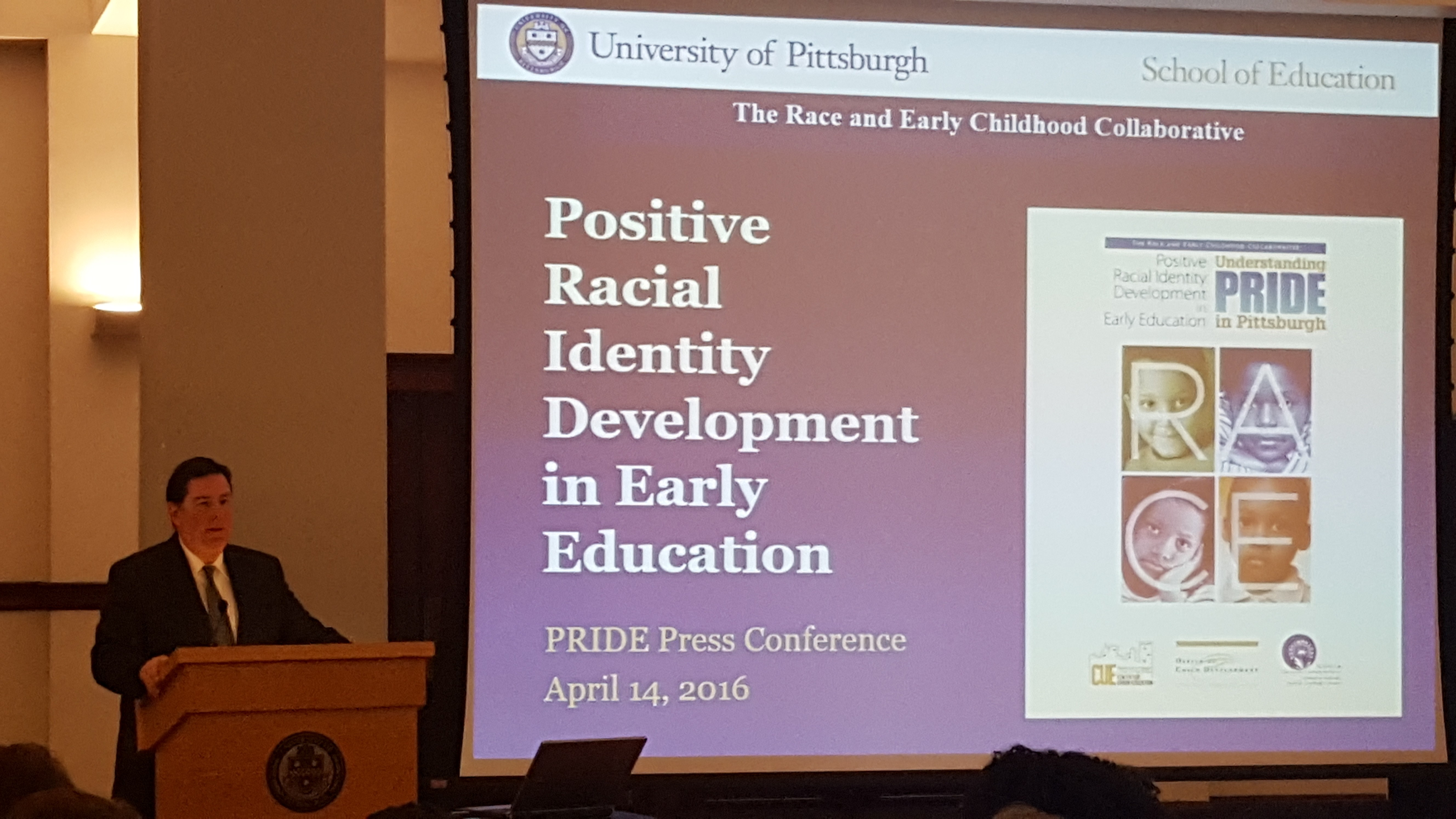 University Of Pittsburgh Report Looks At Racial Bias In Early