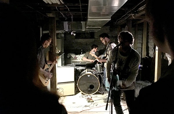 Jake Simmons & the Little Ghosts - PHOTO BY MARGARET WELSH