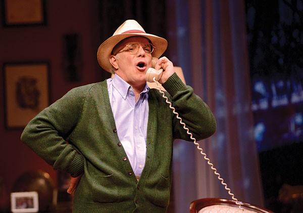 Eddie Korbich in Tru at Pittsburgh Public Theater
