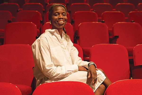 Kelly-Strayhorn Theater Executive Director Janera Solomon is among those pioneering a pay-what-you-want approach.