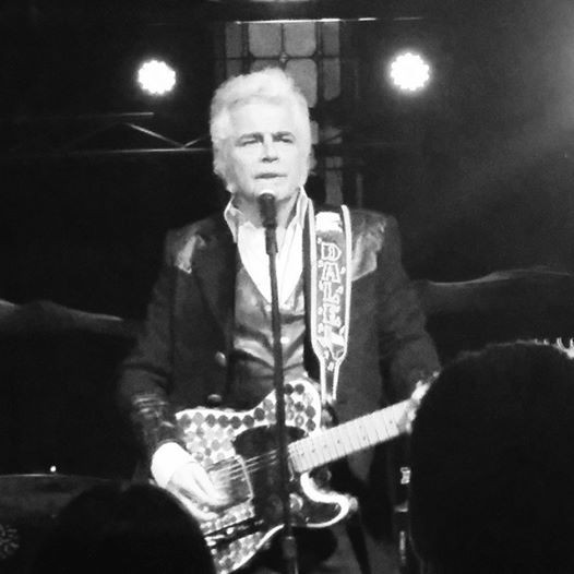 Dale Watson performs at the Altar Bar in January 2015 - PHOTO BY CHARLIE DEITCH
