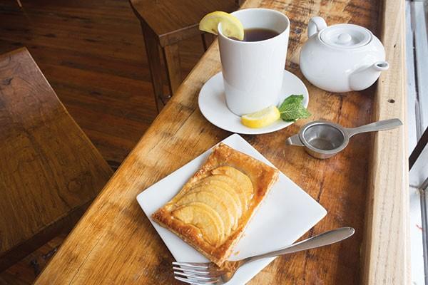 Arnold's Tea Shop and Café - PHOTO BY RENEE ROSENSTEEL