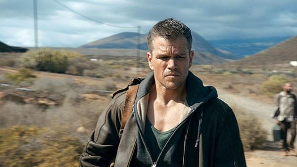 Matt Damon is the world's saddest spy