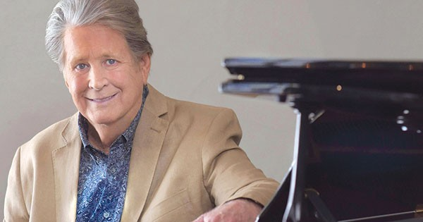 Waiting for the day: Brian Wilson