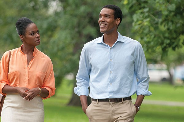 Future First Couple: Tika Sumpter and Parker Sawyers