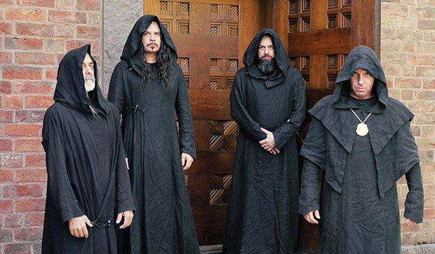 sunn o))), March 13 - PHOTO COURTESY OF ESTELLE HANANIA