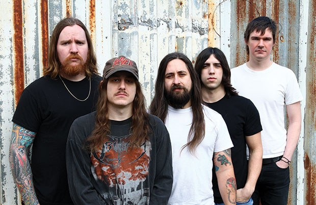 Power Trip (Riley Gale, second from left)