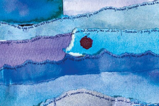 "Diane Samuels' ""Moby Dick"" (detail)"