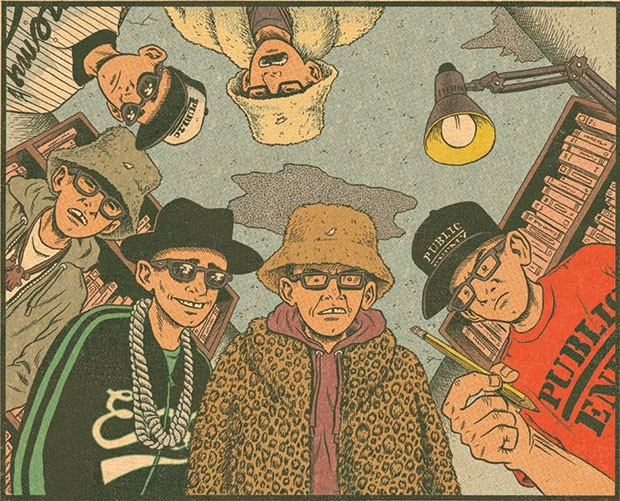 ART BY ED PISKOR