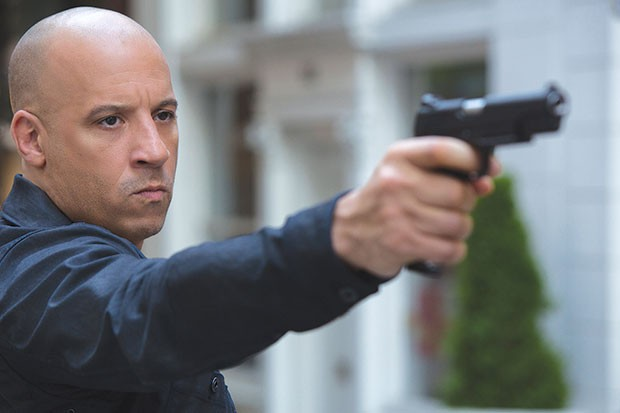 """""""Dominic Toretto just went rogue."""""""